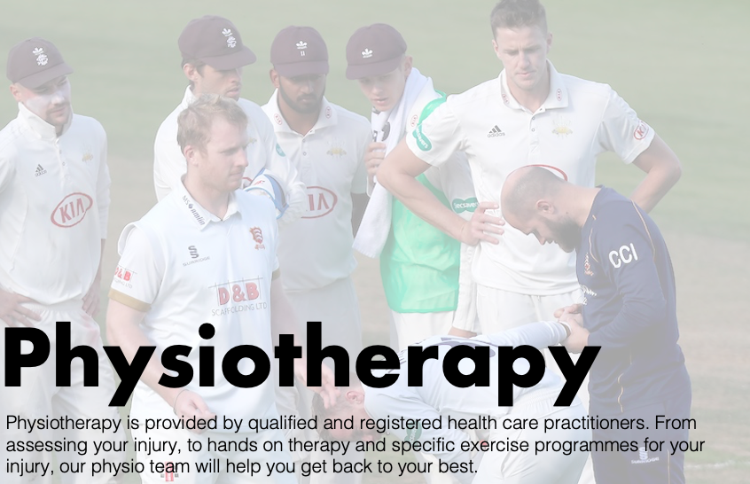 Physiotherapy chelmsford
