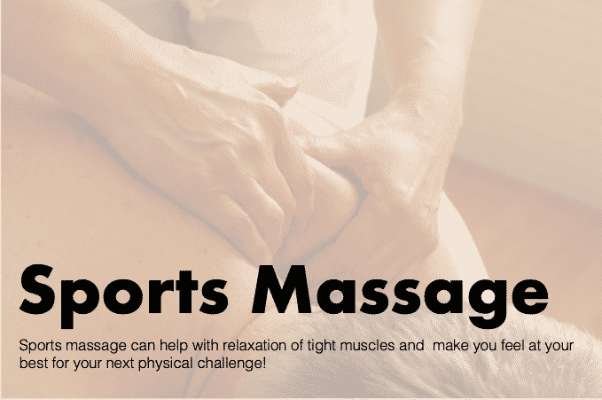 Sports massage essex
